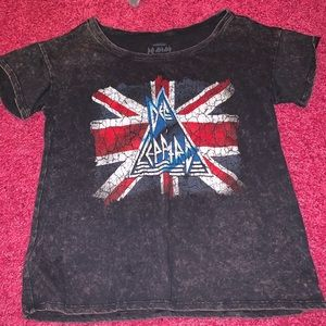 Tops - The Who t Shirt